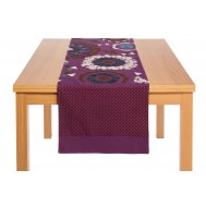 Chemin de table MONGOL Purple