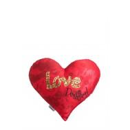 Coussin garni HEART