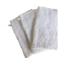 Gant de toilette PURE SQUARE Blanc