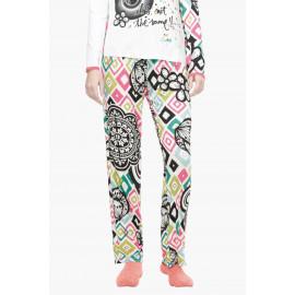 Pantalon de pyjama B&W ROMBOS
