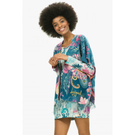 Poncho PAISLEY BLOOM