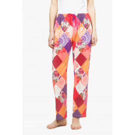 Pantalon de pyjama ROMANTIC PATCH