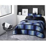 Parure de lit BLOOM Bleu