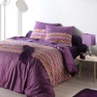 Parure de lit ESSENTIEL Purple