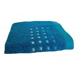 Serviette de toilette PURE SQUARE Turquoise