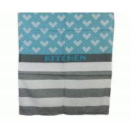Torchon KITCHEN Bleu