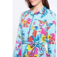 Chemise de pyjama PARADISE Paradise turquoise