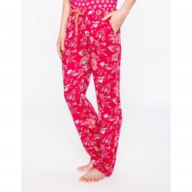 Pantalon de pyjama INDIENNE Indienne magenta