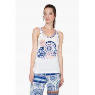 Haut de pyjama EXOTIC BLUE