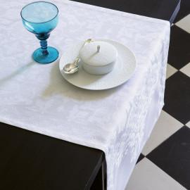 Chemin de table AZULEJOS Blanc