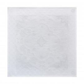 Serviette de table AZULEJOS Blanc