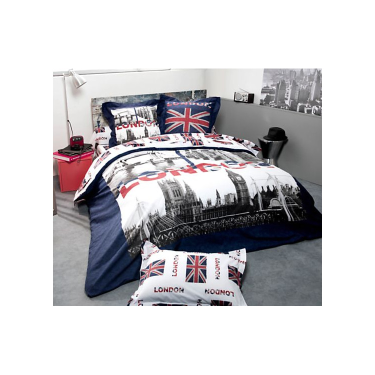 taie de traversin jack. Black Bedroom Furniture Sets. Home Design Ideas