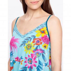 Caraco PARADISE Turquoise