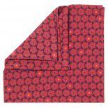 Lot de 6 serviettes de table ALAVA Purple