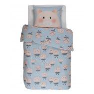 Parure de lit PIGGY