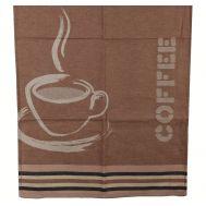 Torchon COFFEE Marron