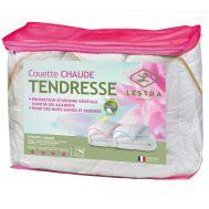 Couette TENDRESSE Biais Orange 400 gr/m²