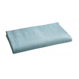 Drap plat DELHI Turquoise