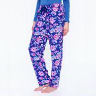 Pantalon de pyjama INDIENNE Indienne marine