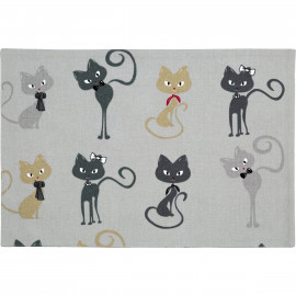 Set de table CATS