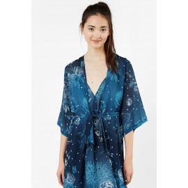 Kimono DARK FLORAL