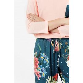 Pantalon de pyjama DARK FLORAL
