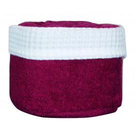 Panier serviettes invité FANNY