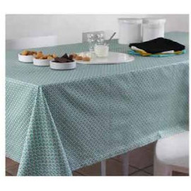 Nappe plastifiée EVENTAILS