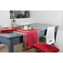 Nappe CHRISTMAS Rouge