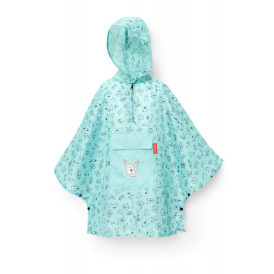 Poncho enfant CATS & DOGS