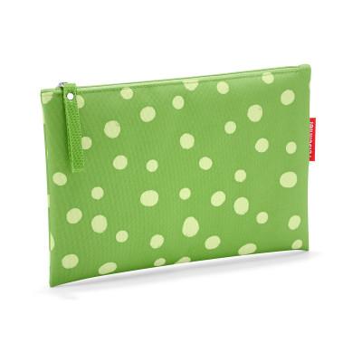 Pochette SPOTS GREEN