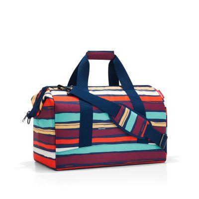 Sac de voyage artist stripes allrounder edition sp ciale l for Housse de voyage