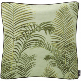 Coussin garni EXOTIC LEAVES