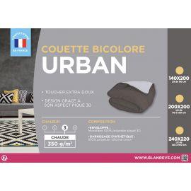 Couette BICOLORE 350GR