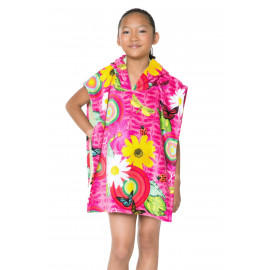 Poncho enfant GALACTIC JUNGLE
