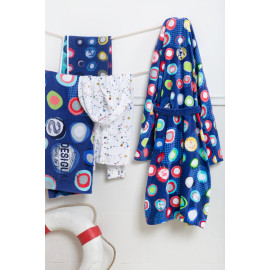 Serviette De Toilette BLUE SUMMER
