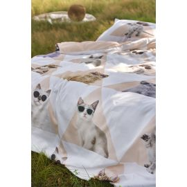 Parure de lit COOL CATS