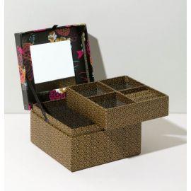 Boîte à bijoux CARREE