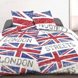 Parure De Drap LONDON STREETS