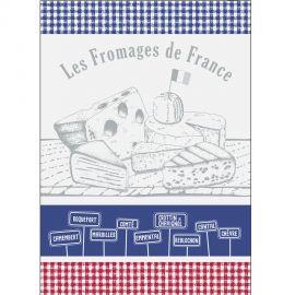 Torchon FROMAGES DE France