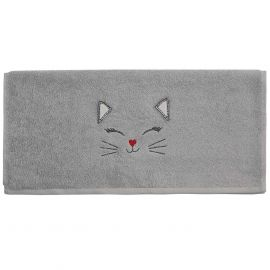 Drap De Douche Chat Kooky