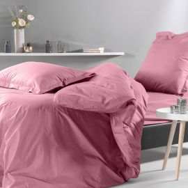Drap housse PERCALE Bonnets 40 cm