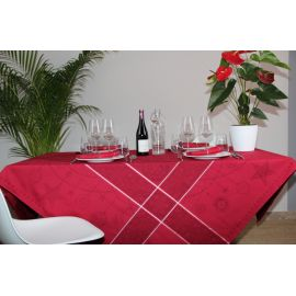 Set De Table SANTA CLAUS
