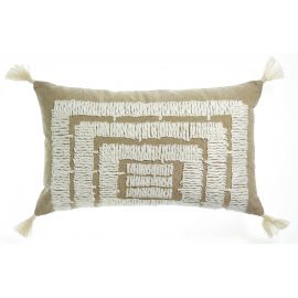 Coussin Garni BRODE LETTY