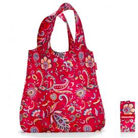 Sac pliable SHOPPER PAISLEY RUBY
