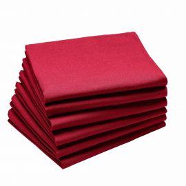 Lot De 6 serviettes De Table UNI