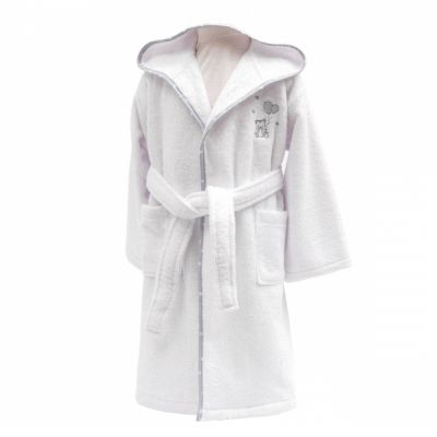 Peignoir Baby Soft Ours