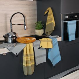 Lot De 3 Torchons KITCHEN