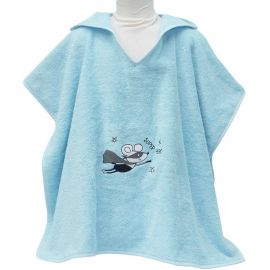 Poncho Enfant SUPER HERO