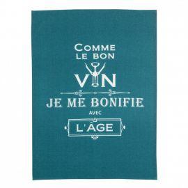 Torchon COMME LE BON VIN